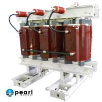 Cheap Dry Type Traction Transformer 20 KV - Class Cast Resin Railway Transformer for sale
