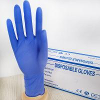 Cheap Disposable Medical powder free glove disposable nitrile gloves powder free and latex glove for sale