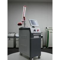Cheap Q-switched nd yag laser tattoo removal and skin rejuvenation machine with 1000W input power for sale