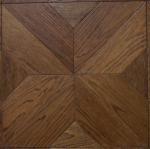 Cheap Oak wood parquet floor; white oak hardwood parquet tiles, differet styles available for sale