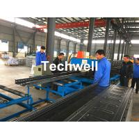 CT-600 Ladder Type Perforated Cable Tray Roll Forming Machine, Cable Tray Production Line Manufactures