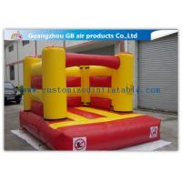Cheap Small Inflatable Bouncy Castle Kids Blow Up Bounce House For Rent / Home / Backyard for sale
