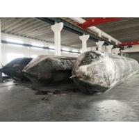 Cheap 6 Layers Marine Rubber Airbag Boat Lift Bags For Indonesian Shipyards for sale