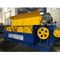 Cheap 132KW Rod Breakdown Machine With Double Spooler And Coiler , Large Making Machine for sale