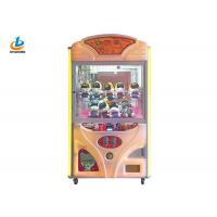 Cheap Crazy Catch Vending Toy Claw Crane Machine For Leisure Square / Supermarket for sale
