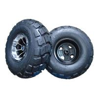 Cheap FCC Electric Scooter Parts 17 Inch Tires / Wheels for Off Road City Two Wheel Self Balancing Electric Scooter for sale