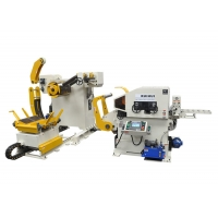 Buy cheap 20m/min 500mm Length Three In One Servo Feeder Machine from wholesalers