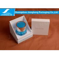 Cheap Offset Printing Paper Cosmetic Packaging Boxes , Skin Care Cream Packing Boxes for sale