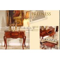 Cheap Living Room Antique Carved Console Table With Drawer for sale