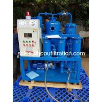 Cheap Dirty Hydraulic Oil Purifier,Aging Hydraulic Oil Cleaning Equipment with carbon filter,Lube Oil Vacuum Dehydrator,Degas for sale