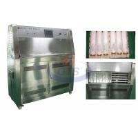 Cheap Stainless Steel Material Climatic Test Equipment / UV Weathering Aging Test Machine for sale