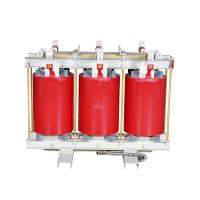 Cheap Anti - Explosion Dry Type Cast Resin Transformer Low Loss 33kV - 1250kVA for sale