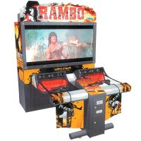 Cheap RAMBO amusement game machine  for sale