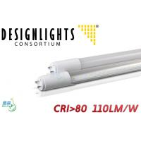 China CRI 80 1980lm T8 bulbs LED Fluorescent Tubes 4ft For Home on sale
