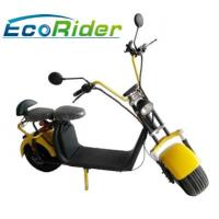 Cheap 1500w Electric Citycoco Lithium Battery Electric Scooter Vin Number Fat Two Wheels for sale