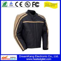 Cheap Unisex Heated Motorcycle jacket for sale