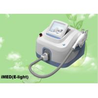 """Cheap IPL E light Beauty Machine , 8.4"""" LCD Touch Screen SHR Light Therapy Device for sale"""