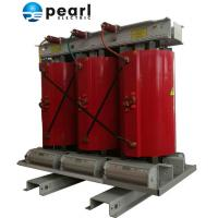 Cheap Red Cast Resin Dry - Type Distribution Transformer With Rated Capacity 125KVA for sale