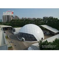 Half Sphere Outdoor Event Tents with High Reinforced Aluminum 6061/T6 Frame