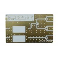 Cheap RO4003 Rogers Fr4 Mix Laminate Multilayer PCB 6 Layer RO4003C Circuit Boards for sale