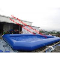 Inflatable water pool inflatable deep pool inflatable for Cheap deep pools