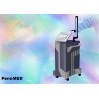 Cheap 0.1μM Erbium Co2 Fractional Laser Skin Resurfacing Machine with Circulating Water Cooling for sale