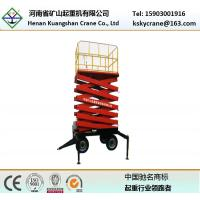 Cheap Good Quality SJY Type Hydraulic Lifting Platform for sale