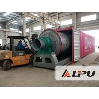 Cheap Mining Ore Ball Mill / Gold Copper Iron Tin Manganese Lead Ball Mill Grinder for sale