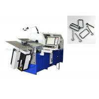 Cheap Low Carbon Wire 3.0 - 8.0mm Computerized Forming Wire Bender Machine for sale