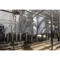 Cheap 60t/D Turnkey Tomato Puree Processing Plant Ss304 415V for sale