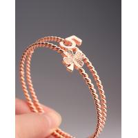 Cheap Fashion Korean Luck Number Leaf  Bracelet for Women in Jewelry Factory Direct  2015 for sale