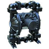 Cheap Mechanical Air Driven Double Diaphragm Pump For Solvent Waste Water for sale