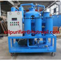 Cheap User-friendly Hydraulic Oil Recycling Machine,Used Hydaulic Oil Recondition And Regeneration System,Dirty Lube Oil Clean for sale
