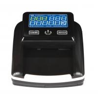 China Counterfeit Money Detecting Counter and detector Small Size Currency Detector For US Dollar with battery on sale