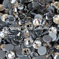Cheap Sparkle hot fix rhinestone swaro element top quality crystal stone hot fix for sale