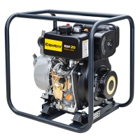 Cheap 50mm 525x410x515mm 2.8KW Gasoline Powered Water Pump for sale