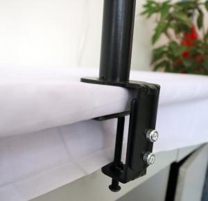 Cheap high grade steel Single Arm Laptop Mount 45 Tilt  for office for sale