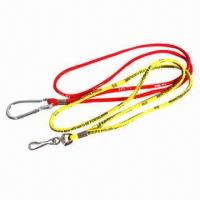 China Book Lanyards for Simple Bundle/Promotional Purposes, Customized Colors/Fittings/Logos are Accepted on sale