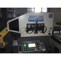 Cheap Large Auto Punching Machine / Steel Coil Uncoiler 45 Degree Split Type for sale