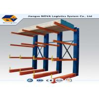 Cheap 200 Kg Per Layer Cantilever Storage Pallet Racks , Cantilever Shelving Systems  for sale