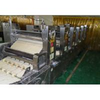 Cheap 50HZ Frequency Instant Noodle Line , Industrial Noodle Making Equipment for sale