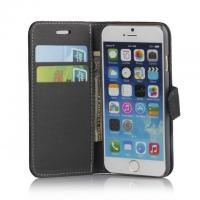 Cheap New Arrival Classical Real Leather Case With Card Slot For Iphone 6 Accessory for sale