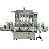 Cheap Liquid Beverage Filling Equipment Labeling Machine For Fruit Juice Filling for sale