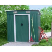 Pent Shed , Sunor Garden Tools Storage Sheds With Powder Coated Frame