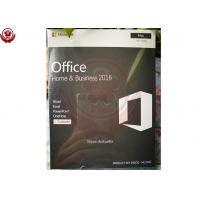 Cheap Microsoft Office 2016 Home And Business For Mac  Installation 100% Activation for sale