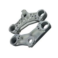 Cheap 6061-T6 Aluminum Forging Parts With Powder Coating Surface Treatment for sale