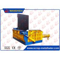 Middle Size Hydraulic Metal Baler Scrap Baling Press Machine For All Kinds Of Steel Scrap Aluminum Copper Scrap