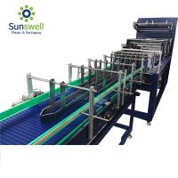 Cheap High Performance Shrink Wrapping Machine For Bottles 35 Packs / Min Fully Automatic for sale