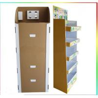 Slatwall Display Wood Display Stands Melamine For Showing Toys