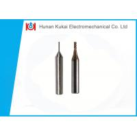 Replaceable Plat Mill Key Guide Pins Tungsten Steel With 2.0mm Cutter